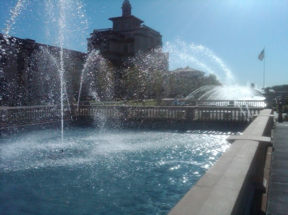 UnityVillageFountainss